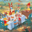 D-108-713 Disney Winnie the Pooh and Piglet (Japan Tenyo Disney Jigsaw Puzzle)
