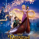 D-108-715 Disney Princess Rapunzel (Japan Tenyo Disney Jigsaw Puzzle)