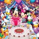 DA-500-449 Disney Minnie Mouse and Mickey Mouse (Japan Tenyo Disney Jigsaw Puzzle)