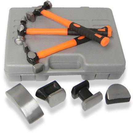 7Pcs Neon Body Repair Kit