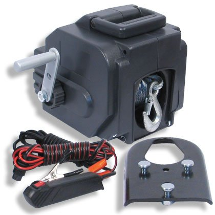 Power Winch 6000 LBS