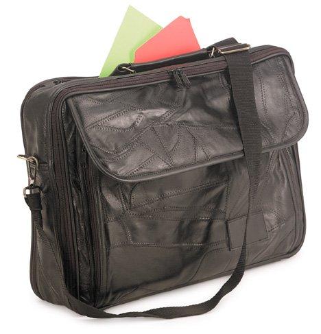 EmbassyTM Genuine Leather Briefcase