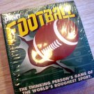 Pocket Football Game - Set of Two Books!