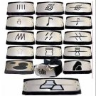 Naruto Headband COLLECTOR Set of 16 !!!USA Seller! GIFT!