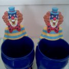 Ringling Bros And Barnum & Bailey Circus Clown Mugs