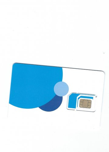 NEW AT&T 3 in 1 GSM SIM CARD