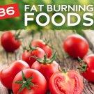 36 Fat Burning Potent Foods