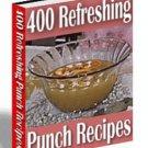 400 Refreshing Punch Recipes