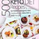 Pdf 500 Keto Diet Recipes