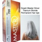 DCASH Master Silver Titanium Blonde Hair Color