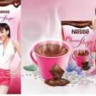 Nestle Choco Shape Cocoa mixed Beverage Low Fat Slim 165g