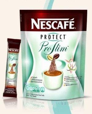 Nescafe Protect Proslim Diet Slimming Coffee 10sachets