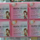 X6 Bars Gluta 100000 Bleaching Whitening   Soap