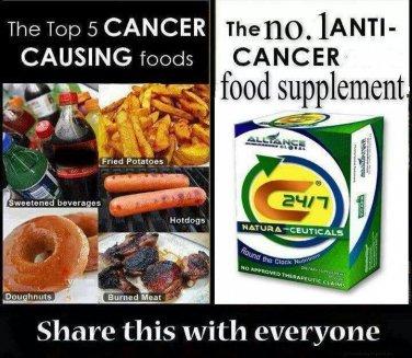 5box C24/7 Natura Ceuticals Dietary Supplements