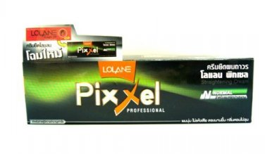 Lolane Pixxel Hair Straightening Cream for Normal hair 110g