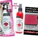 Vampire Whitening Lotion Serum And Soap best Whitening Set