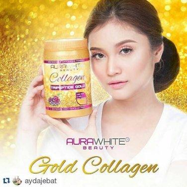 New Aura Gold Beauty White Collagen