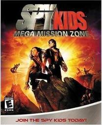 Spy Kids: Mega Mission Zone [PC/Mac Game]