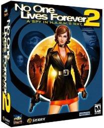 No One Lives Forever 2: A Spy in H.A.R.M.'s Way [PC Game]