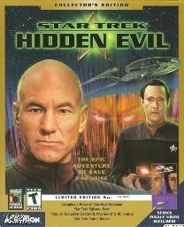 Star Trek: Hidden Evil Collector's Edition [PC Game]