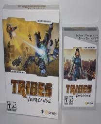Tribes Vengeance [PC Game] with Bonus Content CD