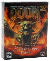 DOOM 3: Resurrection of Evil Expansion Pack [PC Game]