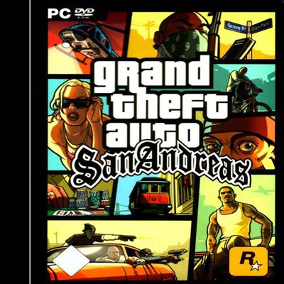 "Grand Theft Auto: San Andreas [""AO"" Version] [PC Game]"