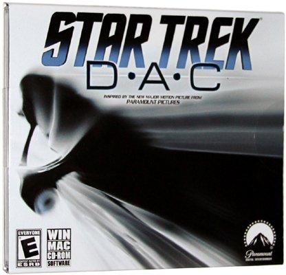Star Trek: D-A-C [PC/Mac Game]