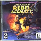 Star Wars: Rebel Assault II: The Hidden Empire [PC Game]