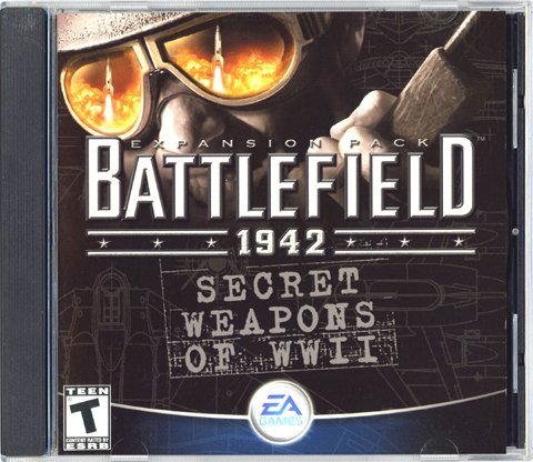 Battlefield 1942: Secret Weapons of WWII [PC Game]