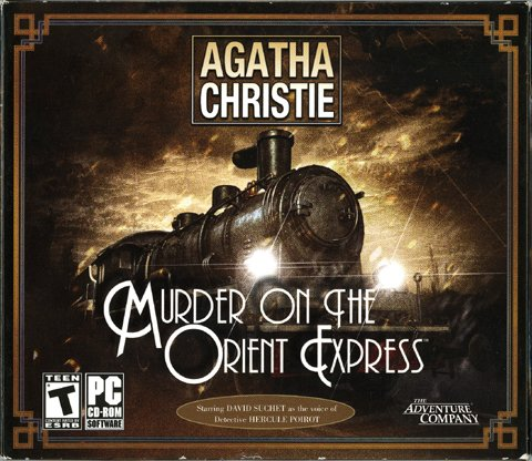 Agatha Christie: Murder on the Orient Express [PC Game]