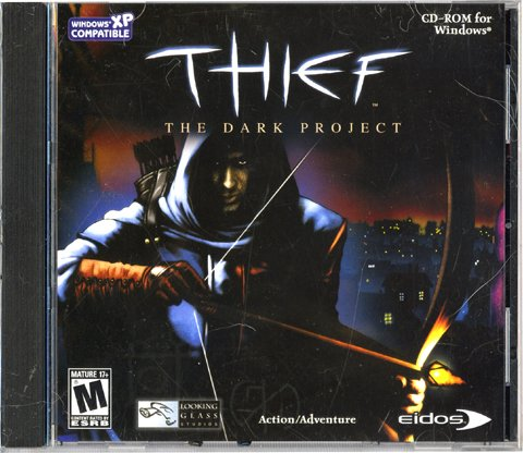 Thief: The Dark Project [PC Game]
