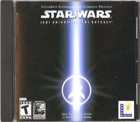 Star Wars: Jedi Knight II: Jedi Outcast [PC Game]