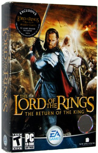 The Lord of the Rings: The Return of the King [PC Game]