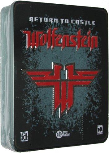 Return to Castle Wolfenstein: Limited Edition [PC Game]