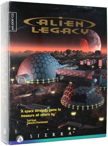 Alien Legacy [PC Game]