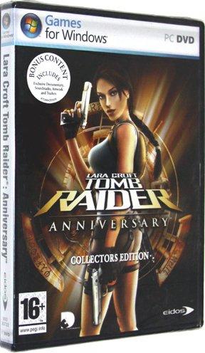 Tomb Raider Anniversary: Collector's Edition [PC Game]