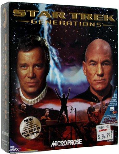Star Trek: Generations [PC Game]
