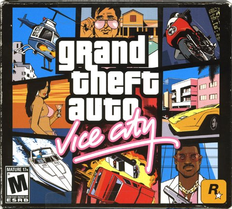 Grand Theft Auto: Vice City [PC Game]