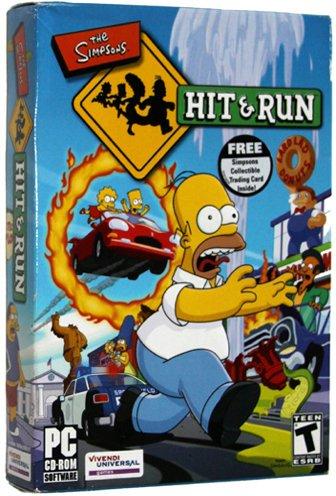 The Simpsons Hit & Run [BestSeller Series] [PC Game]