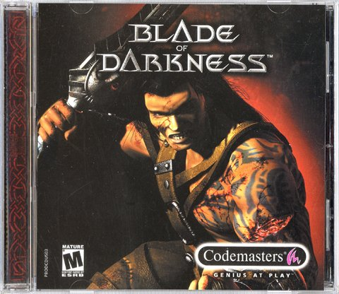 Blade of Darkness [PC Game]