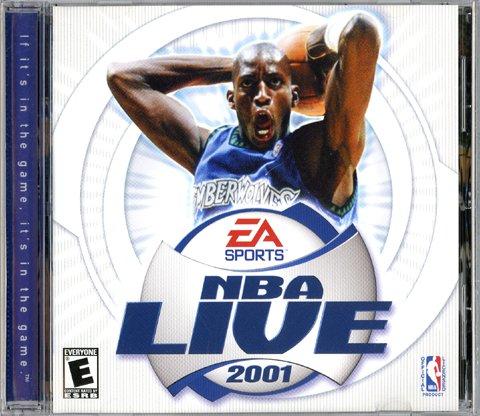 NBA Live 2001 [PC Game]