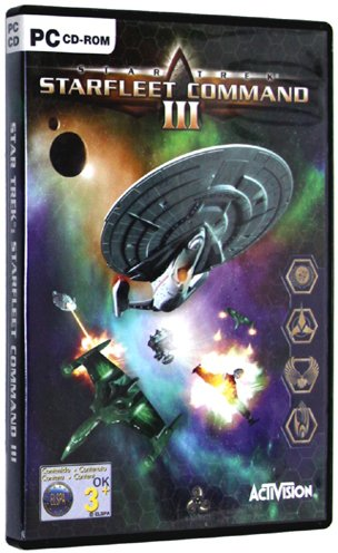 Star Trek: Starfleet Command III [PC Game]