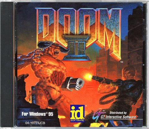 Doom II: Hell on Earth [PC Game]