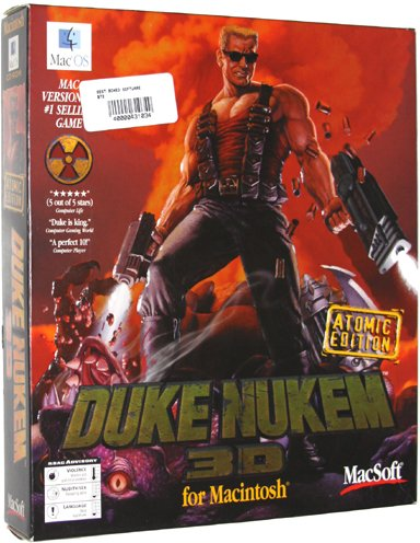 Duke Nukem 3D: Atomic Edition [Mac Game]