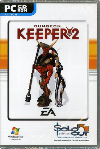 Dungeon Keeper 2 [PC Game]