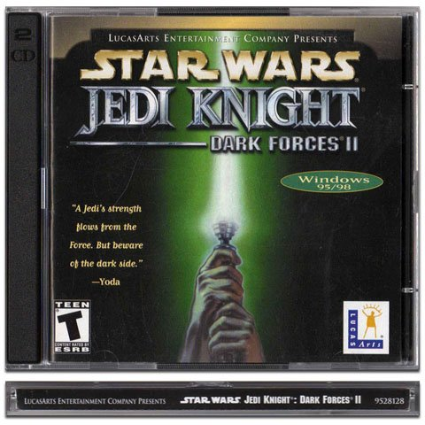 Star Wars: Jedi Knight - Dark Forces II [Jewel Case] [PC Game]