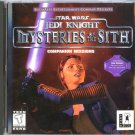 Star Wars: Jedi Knight: Mysteries of the Sith [PC Game]