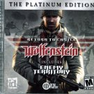 Return to Castle Wolfenstein [Platinum Edition] [PC Game]