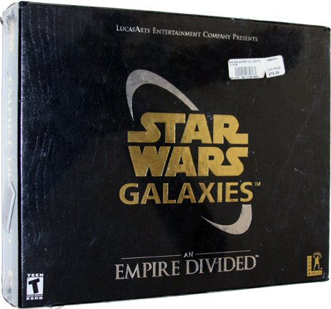 Star Wars: Galaxies: An Empire Divided Collector's Edition [PC Game]